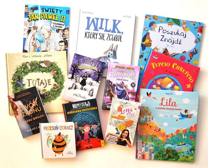 Nowości wydawnicze dla najmłodszych dostępne w Bibliotece Miejskiej w Puławach ! Zachęcamy wszystkich małych…