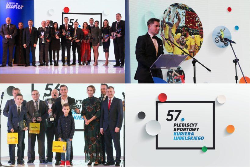 Kurier Lubelski już po raz 57 ogłosił Plebiscyt Sportowy. W tym roku czytelnicy wybiorą…