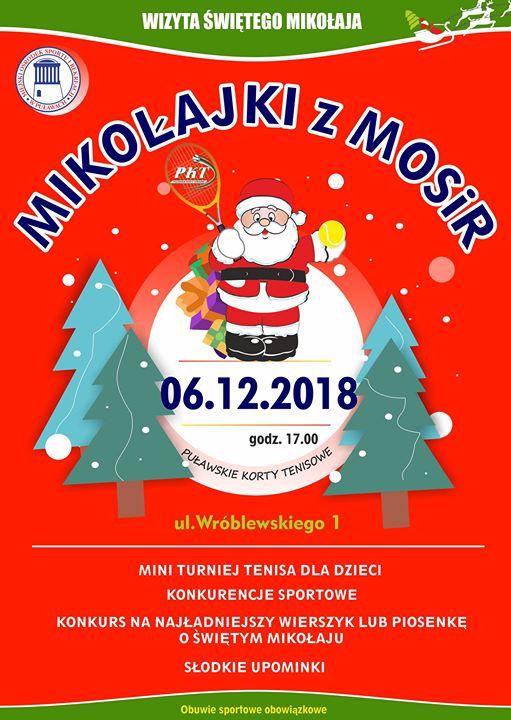 ️Miejski Ośrodek Sportu i Rekreacji w Puławach serdecznie zaprasza wszystkie dzieci na spotkanie ze…