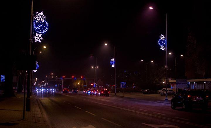 ⭐️️Z każdym dniem na ulicach Puław pojawia się coraz więcej znaków nadchodzącej zimy, a…