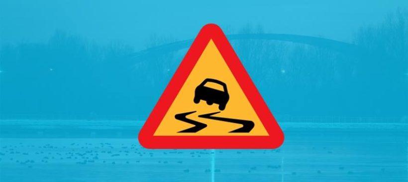 Dzisiejszej nocy prognozowane są opady marznącego deszczu ze śniegiem i deszczu powodujących gołoledź. ️Zalecamy…