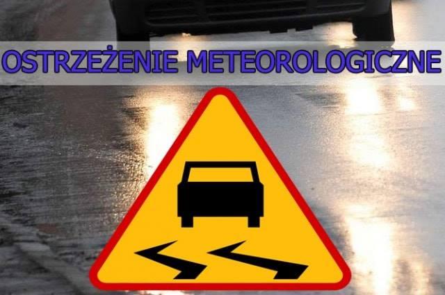 Ostrzeżenie meteorologiczne dla pow. puławskiego. Opady marznące, stopień: 1 Prawdopodobieństwo: 80% Przebieg: Prognozuje się…