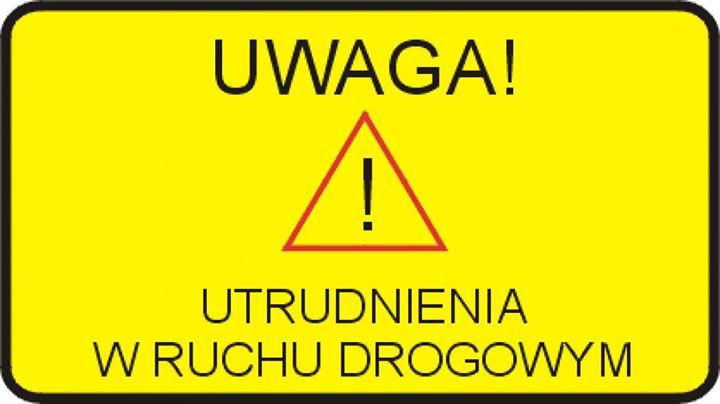 Całkowicie zablokowana DW801 pomiędzy m. Matygi i Borowa. Na 108 km doszło do zdarzenia…
