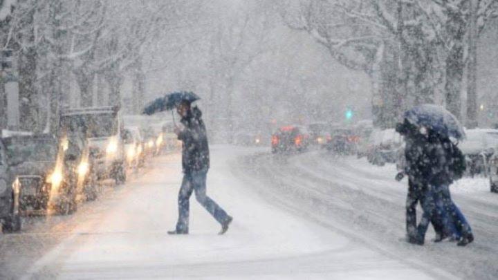 OSTRZEŻENIE METEOROLOGICZNE DLA POW. PUŁAWSKIEGO Intensywne opady śniegu, stopień: 1 Prawdopodobieństwo: 80% Przebieg: Prognozuje…
