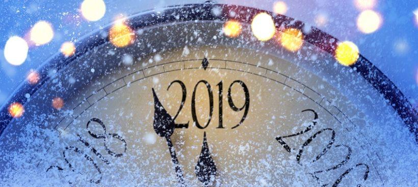 Już za kilka godzin przywitamy Nowy Rok 2019. ️Prezydent Miasta Puławy składa z tej…