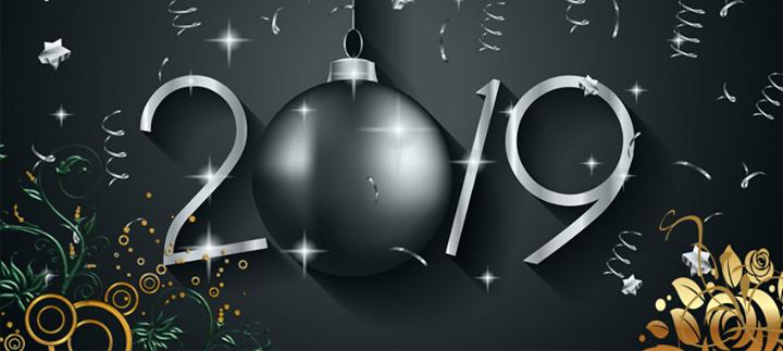 ⭐️🥳Szczęśliwego Nowego Roku 2019