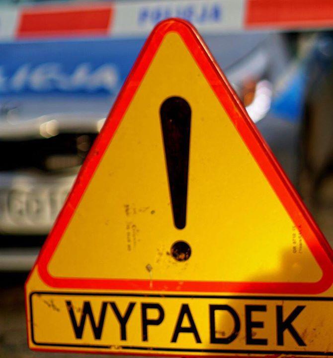 Godz. 14:45 Na odcinku DW801 Puławy- Dęblin, na wysokości Wólki Gołębskiej doszło do zdarzenia…