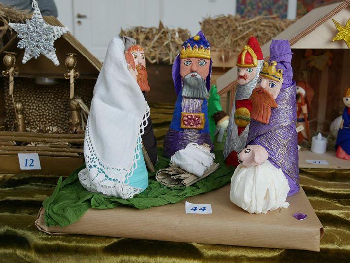 Trwa konkurs na przestrzenną Szopkę Bożonarodzeniową. Gotowe prace wraz z kartą zgłoszenia należy dostarczać…