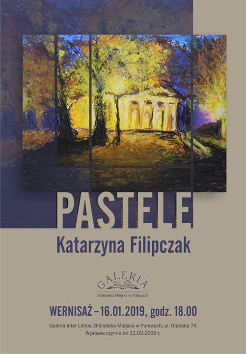 16 stycznia 2019, o godz. w Bibliotece Miejskiej w Puławach odbędzie się wernisaż malarstwa…