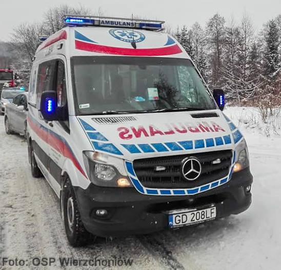Foto: OSP KSRG Wierzchoniów