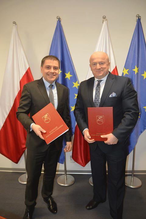 14 stycznia 2019 roku w Urzędzie Marszałkowskim Województwa Lubelskiego odbyło się podpisanie umowy na…