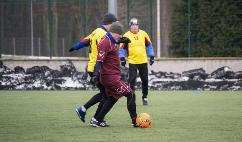 ️19 stycznia na stadionie Miejskim MOSiR odbył się XI Zimowy Turniej Oldboy'ów o Puchar…