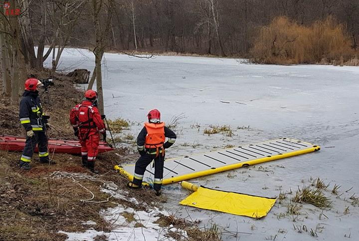 W dniu r na łasze wiślanej odbyły się ćwiczenia strażaków z JRG Puławy, które…