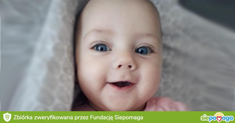 Mimo że, Julka jest jedynym dzieckiem w Polsce z ultrarzadką mutacją w genie CYP27A1,…