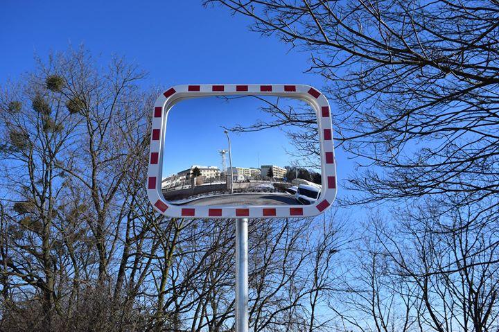 Kolejne projekty zrealizowane dzięki Budżetowi Obywatelskiemu Na terenie naszego miasta ustawiono dwa nowe lustra…