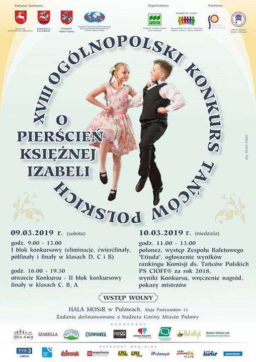 Już w ten weekend w naszym mieście odbędzie się wyjątkowe taneczne święto Zapraszamy wszystkich…