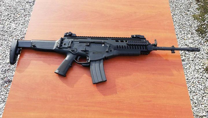 Na terenie puławskiej strzelnicy należącej do PZŁ odbyło się szkolenie strzeleckie dla działu ochrony…