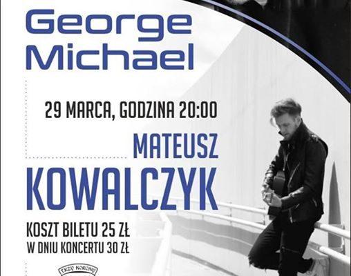 29 marca o godzinie odbędzie się koncert Mateusza Kowalczyka, puławskiego muzyka, który wraz z…