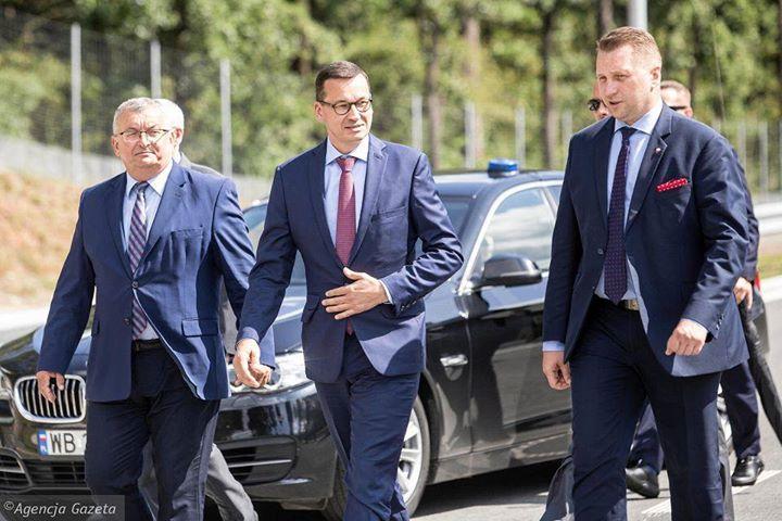 W niedzielę (31 marca) o godz. premier Mateusz Morawiecki weźmie udział w podsumowaniu 3-lecia…