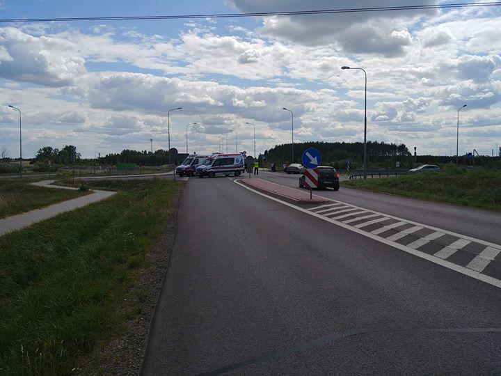 Czytelnik informuje o zablokowanym wiadukcie w Kurowie, wyjazd na Michów. Na miejscu doszło do…