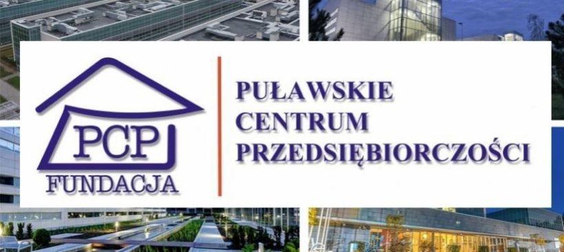 """Puławski Fundusz Poręczeń Kredytowych prowadzony przez Fundację """"Puławskie Centrum Przedsiębiorczości"""" Poręczenia udzielone są: bezpłatnie…"""