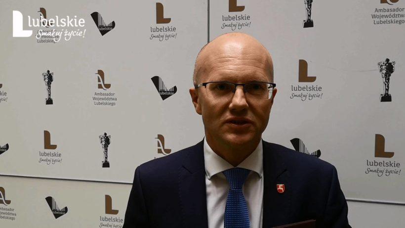 """Czy wiedzieliście, ż🤔 Tytuł """"Ambasadora województwa lubelskiego"""" przyznawany jest wybitnym osobom, instytucjom i firmom,…"""
