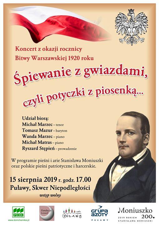 🇵🇱Zapraszamy 15 sierpnia do wspólnego uczczenia 99. rocznicy Bitwy Warszawskiej i wzięcia udziału w…
