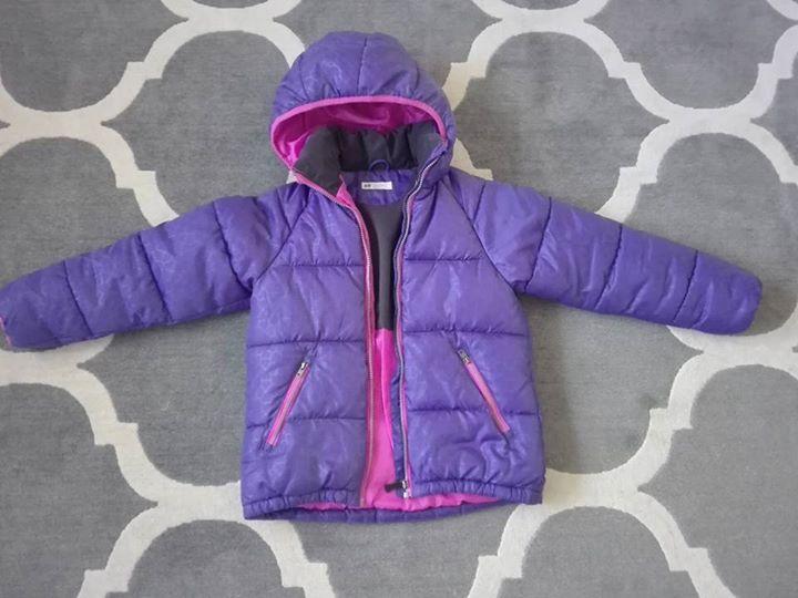 Kurtka dla dziewczynki 30zł – Janowiec (województwo lubelskie) Sprzedam kurtkę zimową używaną dosłownie dwa…