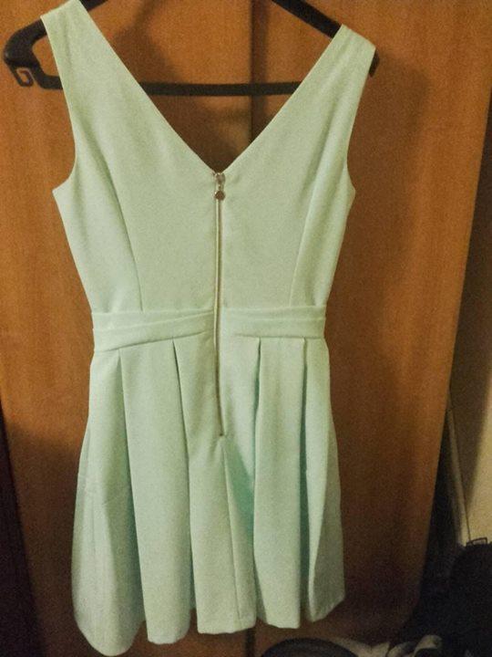 Sukienka 90zł – Puławy Sprzedam sukienkę, raz założona, ór w Puławach