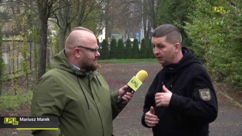 – Telewizja Puławy uzyskuje pozwolenie na broń. ODC. 3