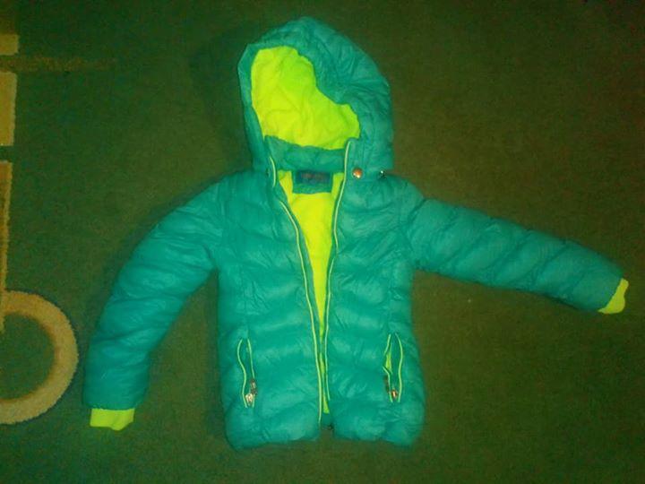 Kurtka zimowa dziewczynka 122 50zł – Puławy Sprzedam kurtkę zimowa dla dziewczynki na wzrost…