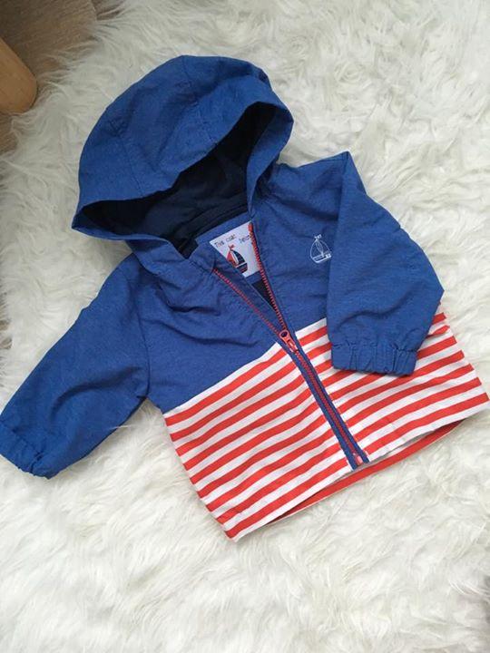 Ubranka niemowlęce 50-56-62 123zł – Puławy 1. Nowa kurta bez metki TU 62cm 20zł…