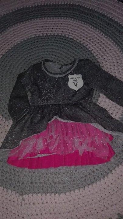 Sukienka 30zł – Dęblin Mam do sprzedania suknię roz 86-92
