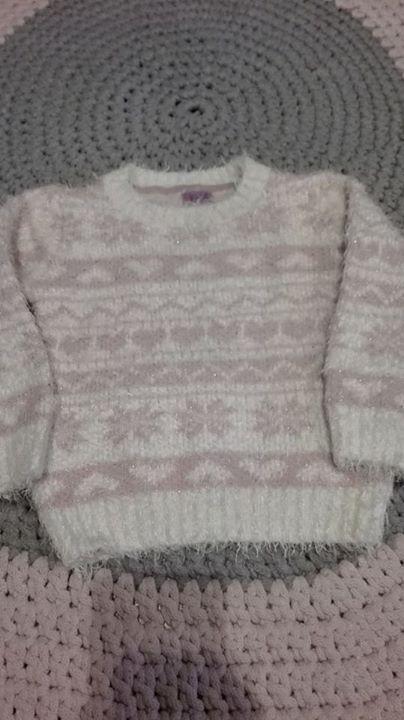 Sweterek f&f 10zł – Dęblin Sprzedam sweterek rozmiar 12-18 miesięcy