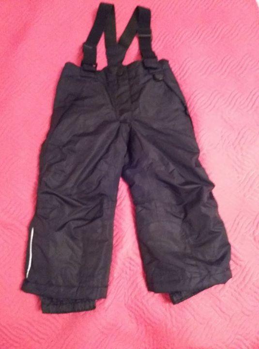 Spodnie zimowe 86/92 20zł – Puławy Sprzedam zimowe spodnie 86/92. Stan idealny