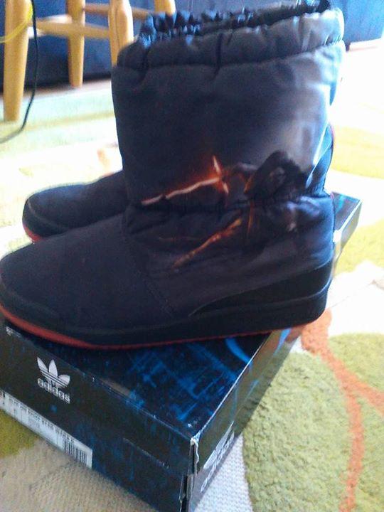 Buty 100zł – Puławy Sprzedam buty zimowe firmy Adidas z ciepleniem rozmiar 36 stan…