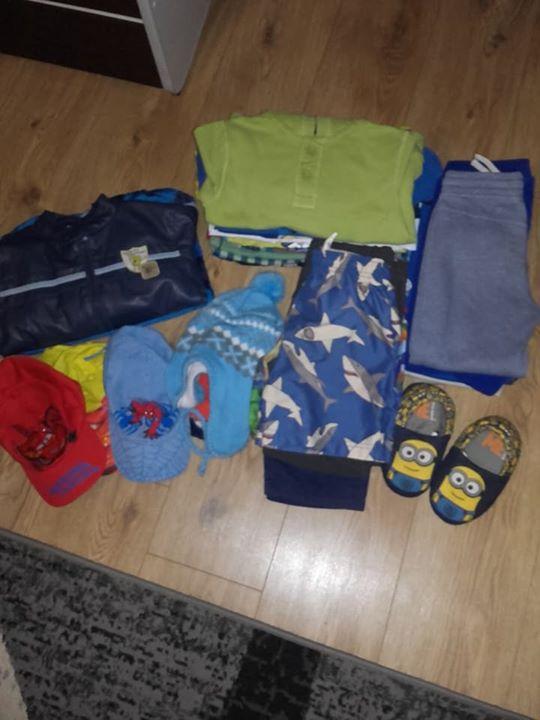 Paka ubrań dla chłopca 50zł – Puławy Sprzedam pake ubrań dla chłopca, rozmiar 104-110…