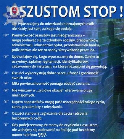 #stoposzustom W minii piątek, na stanowisku dyżurnego Komendy Powiatowej Policji w Puławach rozdzwoniły się …
