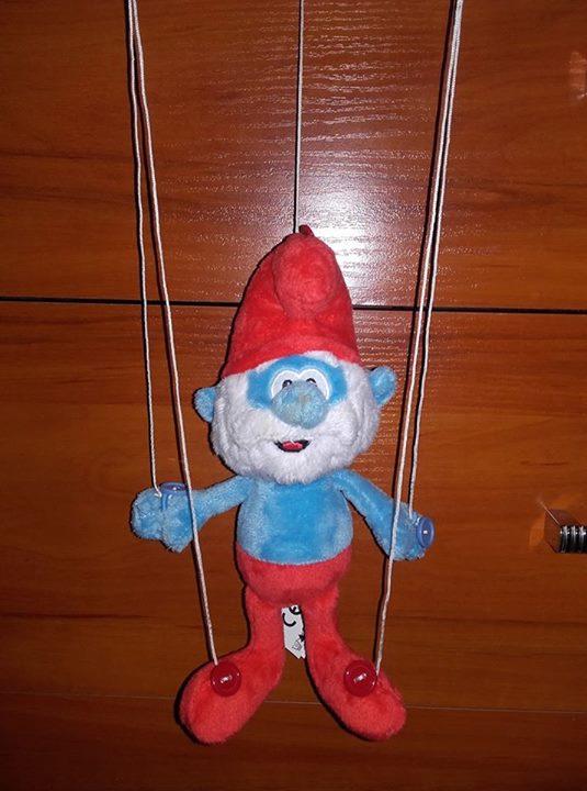 Papa smerf 35zł – Puławy Fajna zabawka dla dziecka . Idealna na prezent .…