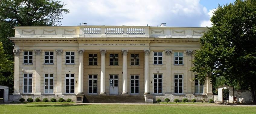 Dziś otrzymaliśmy informację o rozstrzygnięciu przetargu na zakup zabytkowego Pałacu Marynki. Pałac będzie własnością…