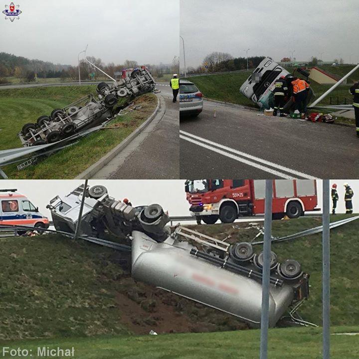 W godzinnach rannych r na drodze krajowej nr 12 w miejscowości Bronowice doszło do…