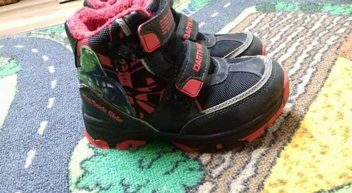 Buty zimowe 70zł – Puławy Sprzedam buty zimowe r. 29 ciepłe w środku