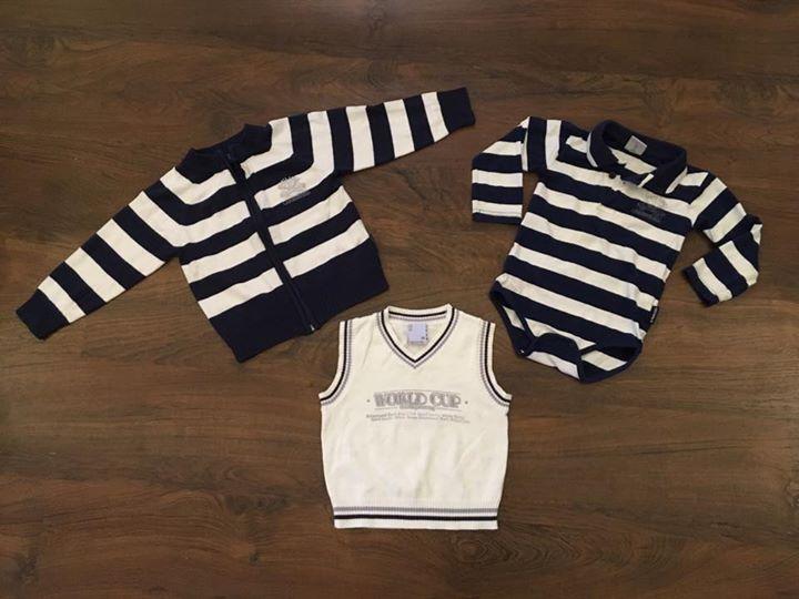 Ubranka na chłopca w rozmiarze 92 3zł – Wola Osińska Sprzedam ubranka na chłopca…