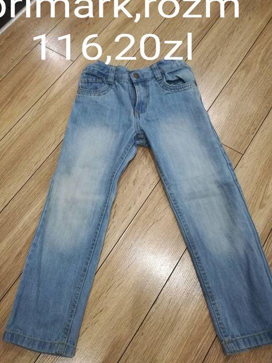 Spodnie dla chłopca rozm 104-116 20zł – Puławy sprzedaz mam spodnie dla i rozmiar…