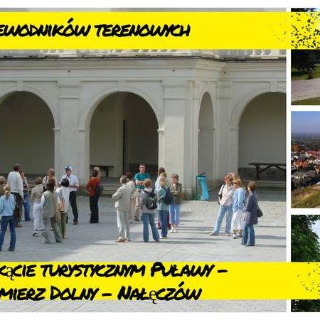Kurs przewodnicki po Puławach i Powiecie Puławskim