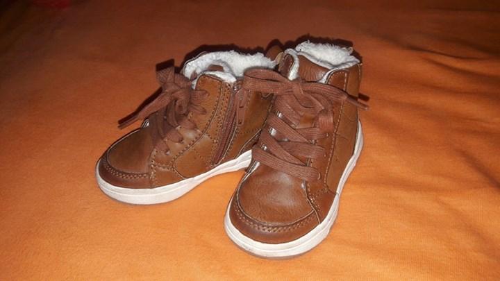 Buty zimowe H&M roz. 21 30zł – Kazimierz Dolny Sprzedam buty zimowe roz. 21…