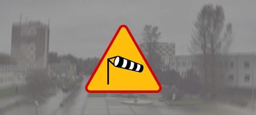 IMGW ostrzega – dziś może mocno wiać. Na naszej stronie zamieściliśmy grafikę Rządowego Centrum…