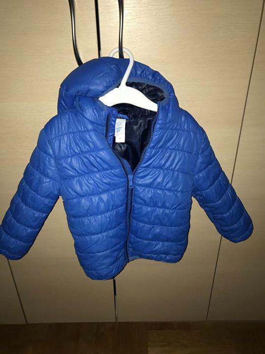 Kurtka dla chlopca 40zł – Puławy Kurów Sprzedam kurtkę dla chłopca rozmiar 86 cm.…