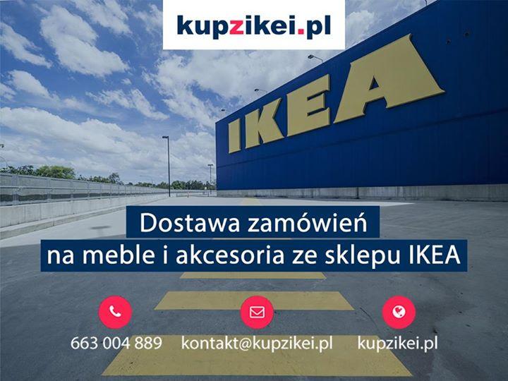 Nie masz czasu na zakupy w IKEA ? ⌚ Zrobimy to za Ciebie ;)…