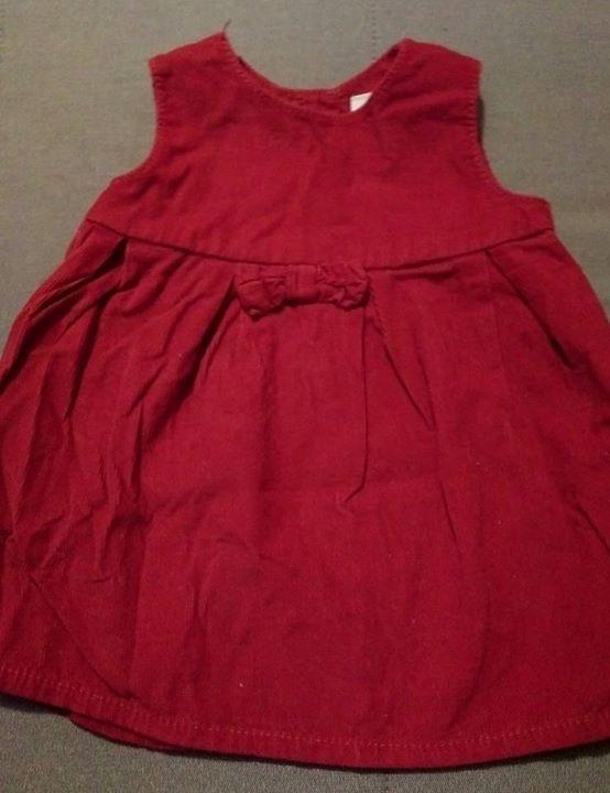 Sprzedam dwie sukienki rozmiar 62 5zł – Puławy Różowa cienka na podszewsce 5zł Czerwoną…